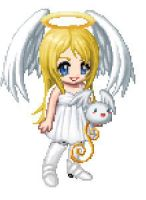 Pixel Angel #1 by lagoonafan