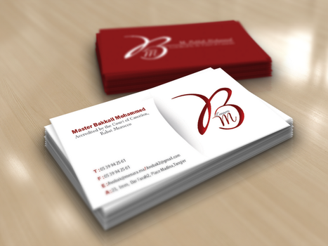 Business card 3 by QueddariDesign