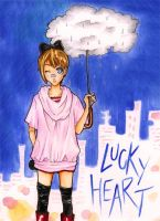 LuckyHeart - One shot- cover by SubaruMangaka