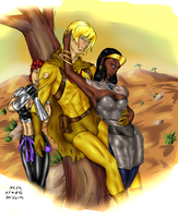 Queen Bee's Campaign - Pride and Presentiment by RDishon