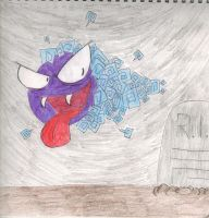 Gastly by sweetinsanity364