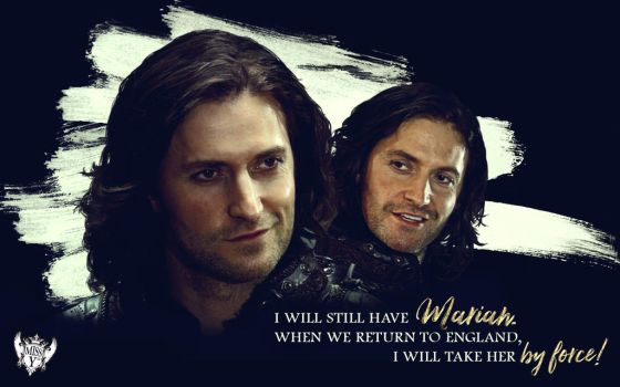 Guy of Gisborne Wallpaper Version 1 by Mrs-Severus-Snape