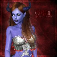 Twitch offline by Myssham