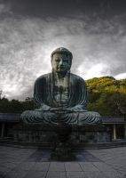The Great Buddha by TheRaider