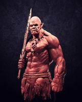 Monster-Sculpt by Rishi-Raj