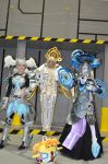 Anime Expo 2015- Xenoblade by MidnightLiger0