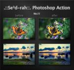 Sedrah Photoshop Action No10 by Sed-rah-Stock