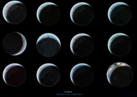 PLANETS by Turedi