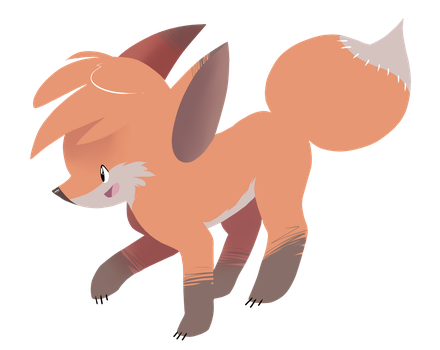 Tiny Fox by PrecosiousChild
