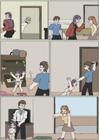 Geistis Commission- Misato Comic by Lance-the-young