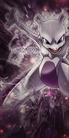 Mewtwo by lawfx