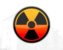 Nuclear logo by Anamorphiz