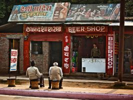 beer shop by PatrickWally