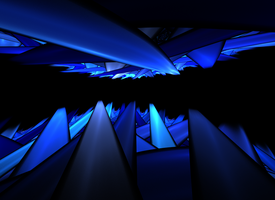 Space - Fractal Art by CMWVisualArts