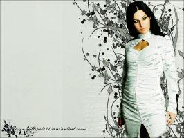 Cristina Scabbia Loves Grey by QueenOfHearts21