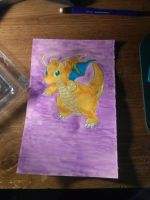 Dragonite by 8bitsofawesome
