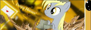 Derpy Hooves by VeiledPoet
