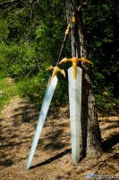 Claymore Swords by VariaK