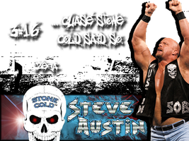 Stone Cold Steave Austin by Zg1X