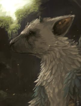 The last guardian by CrayonBot