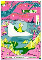Looking Out poster by philippajudith