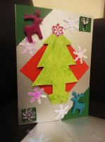 Holiday Card Project 2012 by Lucky101212
