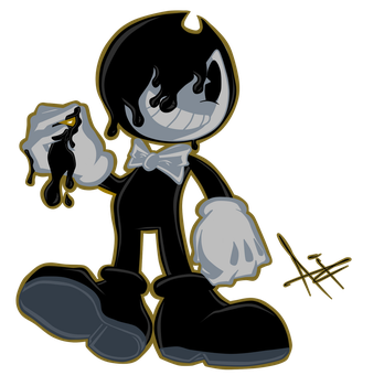 Bendy And The Ink Machine by S-T-A-R-T-H-E-C-A-T