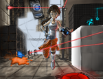Portal 2 - Unfinished by xxfangirlkillerxx