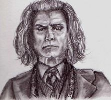 Rufus Scrimgeour by LeahRosslyn