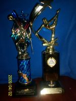 Dance Trophy's by Tora-Luv10
