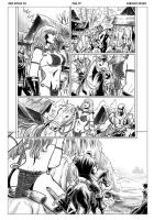 Red Sonja 32 page 07 by FabianoNeves
