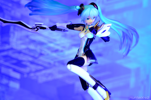 Cyber Miku 2199 [3] by HunterX-v2