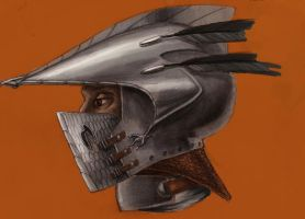 Lightfoot helmet redesign by grimdrifter