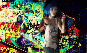 Chloe Price by LingLostHappinesXiao
