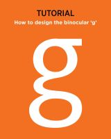 How to design the binocular g [tutorial] by MartinSilvertant