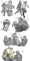 sketch requests IV by Envos-the-Bouncy