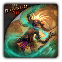 Diablo 3 Witch Doctor icon by Themx141