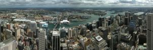 Panorama Sydney 360 by rotane
