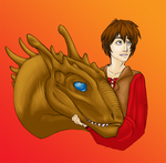 K'seyr And Bayanth by Rujia-The-Lazy