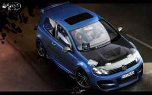 Volkswagen Golf by Lopi-42