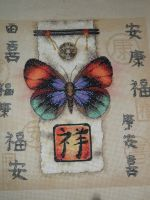 Chinese Butterfly by CrushedRoses11