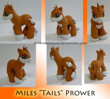 "Miles ""Tails"" Prower by AnimeAmy"