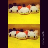 Kawaii Cats! ~SO CUTE~ by aselga