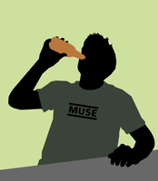 Vectoring beer by Sughly
