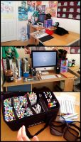 Workspace august 2014 by Porukachii