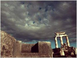 Landscapes of Greece -2- by Erinti