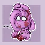 The Pink Mare by Mewy101
