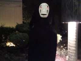 The No Face Glow... by Sunnybrook1
