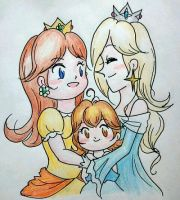 Like a Family by Derochi