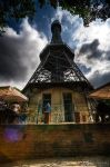 Petrin Lookout Tower 2 by Yupa